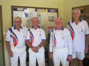 Milawa Bowls Over 60s