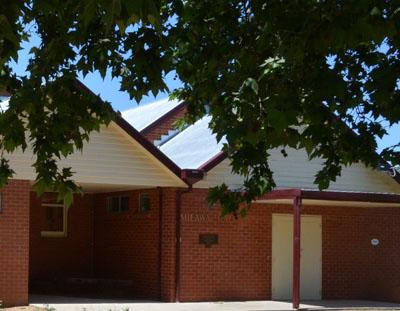 Milawa Hall & Park