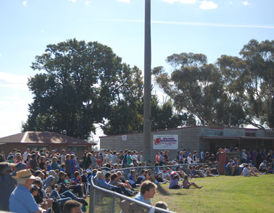Milawa Recreation Reserve
